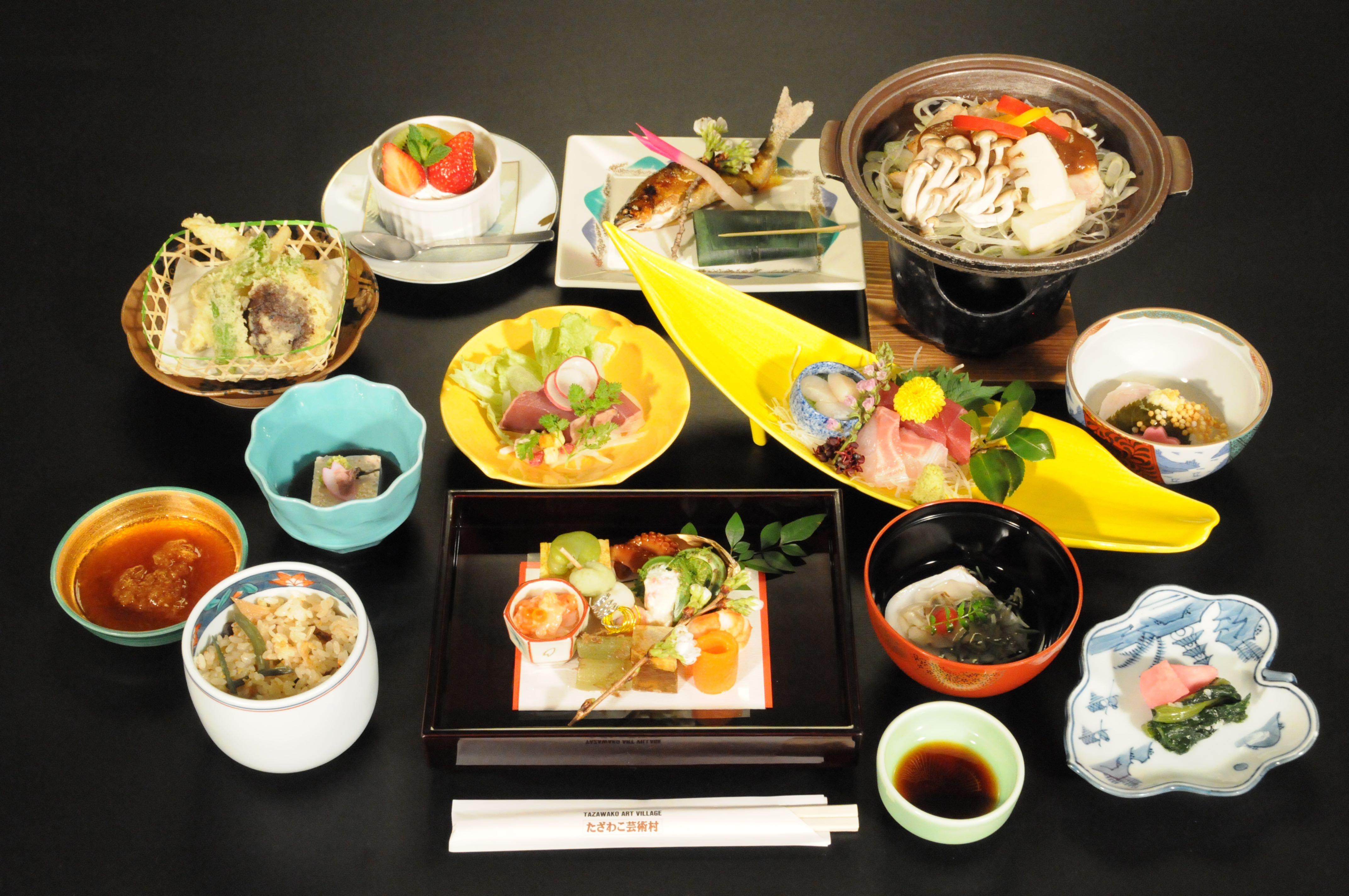 5000円夕食