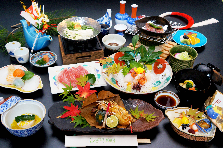 7000円夕食