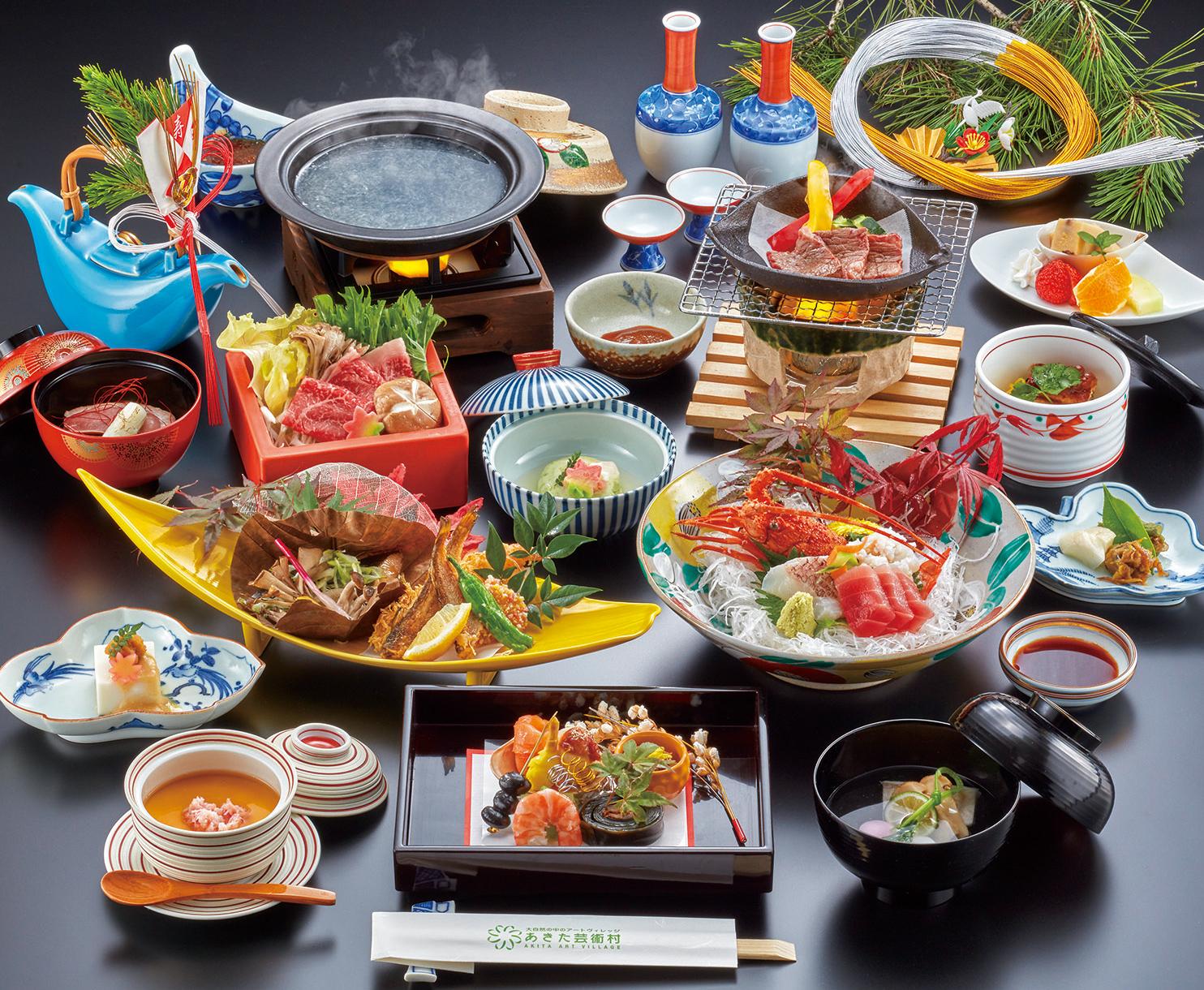 7,000円夕食